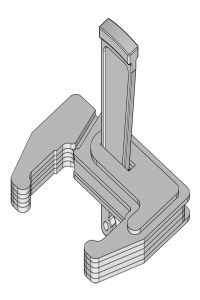 Clamp device