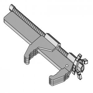 Adjustable clamp device