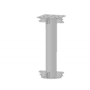 Upright support 1.5