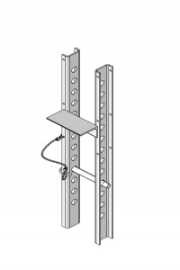 Extension for beam forming support